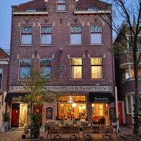 Hotel Johannes Vermeer Delft, ξενοδοχείο στο Ντελφτ
