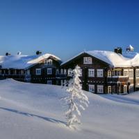 Blefjell Lodge, готель у місті Lampeland