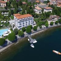 Park Hotel Italia, hotell i Cannero Riviera