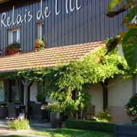 Au Relais de l'Ill, hotel in Sermersheim