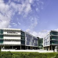 DoubleTree by Hilton Hotel Newcastle International Airport, hotel in Newcastle upon Tyne