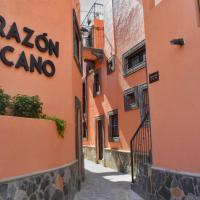 Hotel Corazon Mexicano, hôtel à Guanajuato
