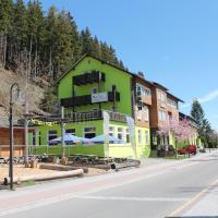 ACTION FOREST HOTEL mit Kletterwald & Stand Up Paddle Station Am Titisee, отель в Титизее-Нойштадте