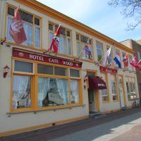 Hotel Cafe Woud, hotel in Den Helder