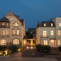 Boutiquehotel Dreesen - Villa Godesberg, hotel in Bonn