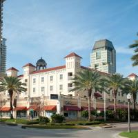 Hampton Inn & Suites St. Petersburg/Downtown, Hotel in Sankt Petersburg