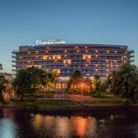Crystal House Suite Hotel & SPA, отель в Калининграде