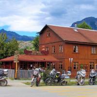 Hotel Antigua Casona Patagonia, hotel in Futaleufú