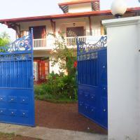 Paradise Villa, hotel v mestu Ahungalla