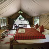 Siana Springs Tented Camp, hotel in Ololaimutiek