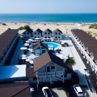 Hotel White beach All Inclusive, отель в Анапе