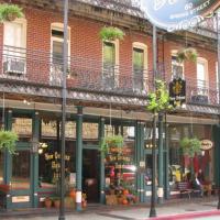New Orleans Hotel Eureka Springs, hotel in Eureka Springs