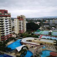 Excelente Departamento en Playa Almendro, hotel em Tonsupa