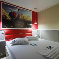 Calamares Hotel São Caetano, отель в городе Сан-Каэтану-ду-Сул