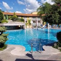 Gran Hotel Hacienda De La Noria, hotel in Aguascalientes