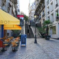 Studio in Montmartre