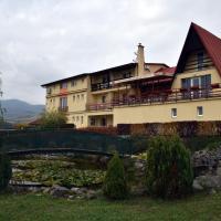 Penzión Koruna, hotel v Nitrianskom Rudne