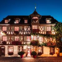 Hôtel des Deux Clefs, hotel in Turckheim