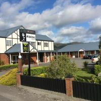 Alpine Rose Motel, hotel in Greymouth
