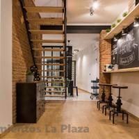La Plaza, hotel in Villafranca de los Barros