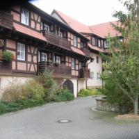 """Ferienwohnung """"An der Huysburg"""" – hotel w mieście Dingelstedt"""