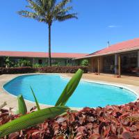 Hotel Manutara, hotel en Hanga Roa
