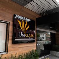 Uniclass Hotel Lapa, hotell Sao Paulos