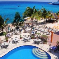 Hotel Barracuda, hotel in Cozumel