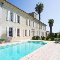 Blesignac Chateau Sleeps 12 Pool WiFi