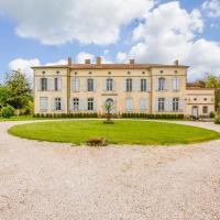 Castelnau-Picampeau Chateau Sleeps 17 Pool WiFi
