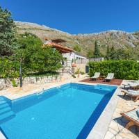 Mlini Villa Sleeps 8 Pool Air Con WiFi