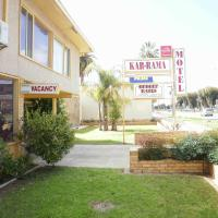 KaRama Motor Inn Mildura, hotel in Mildura