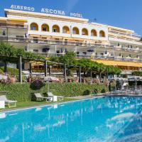 Hotel Ascona, отель в Асконе