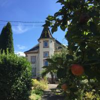 l'âROMEantic, hotel in Rothau