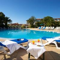 SOWELL HOTELS Saint Tropez、グリモーのホテル