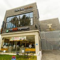 The City Hotel, hotel in Jeonju