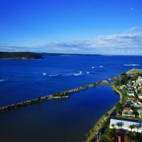 Batemans Bay Marina Resort, hotel em Batemans Bay