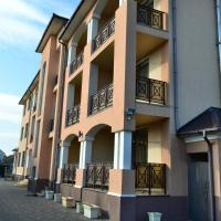Гостиница Аквариус, отель в городе Черноморск