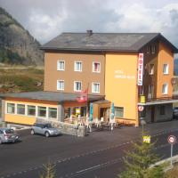 Hotel Simplon-Blick, hotel in Simplon Hospiz