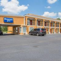Rodeway Inn Laurens, hotel in Laurens