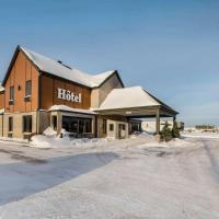 Econolodge Inn & Suites St-Apollinaire, hotel em Saint-Apollinaire