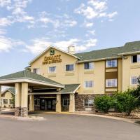Quality Inn & Suites Westminster – Broomfield, hotel in Westminster