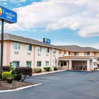 Comfort Inn Richmond I-70, hotel in Richmond