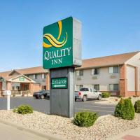 Quality Inn Ottawa near Starved Rock State Park