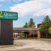 Quality Inn & Suites Goshen, hotel in Goshen