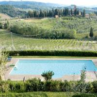 Villa in San Martino a Maiano Sleeps 2 with Pool Air Con and WiFi