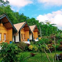 Aryasuta Bungalow, hotel in Tetebatu