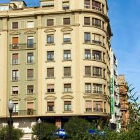 Hotel Castilla, hotel in Gijón