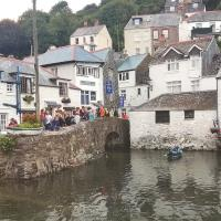 The House on the Props, hotel in Polperro