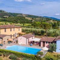 Mortelle Apartment Sleeps 5 Pool Air Con WiFi, hotel a Fondaccio